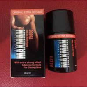 Maxman Delay Spray for Men
